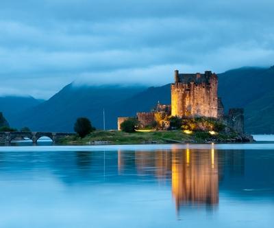 Copywriting for VisitScotland and Scottish Enterprise