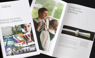 Design to shape future University of Stirling