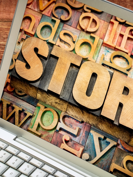 Content marketing: Tell your story