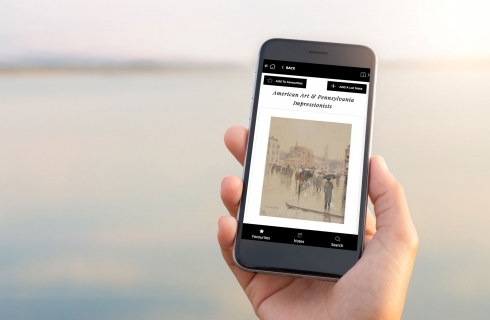 Freeman's and Lyon & Turnbull Catalogue App