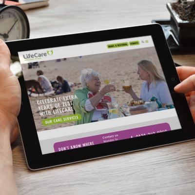 Search Engine Optimisation Strategy for Edinburgh Care Provider