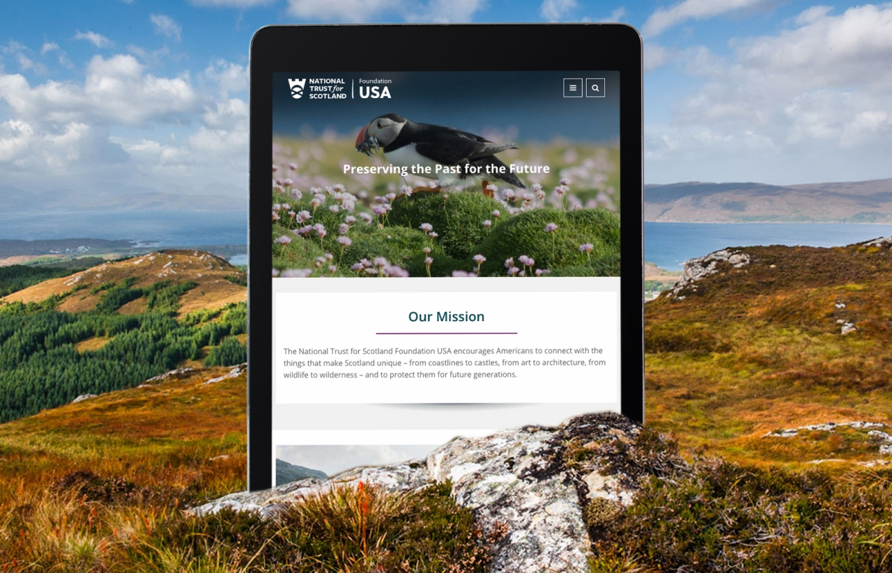 The National Trust for Scotland Foundation USA