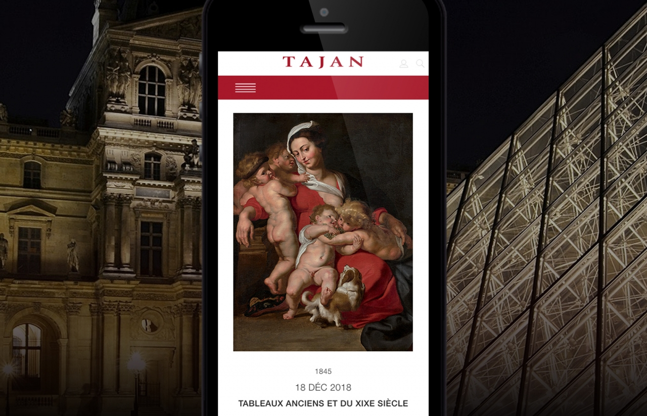 Bringing a Globally Leading Auction House to a whole new Online Market